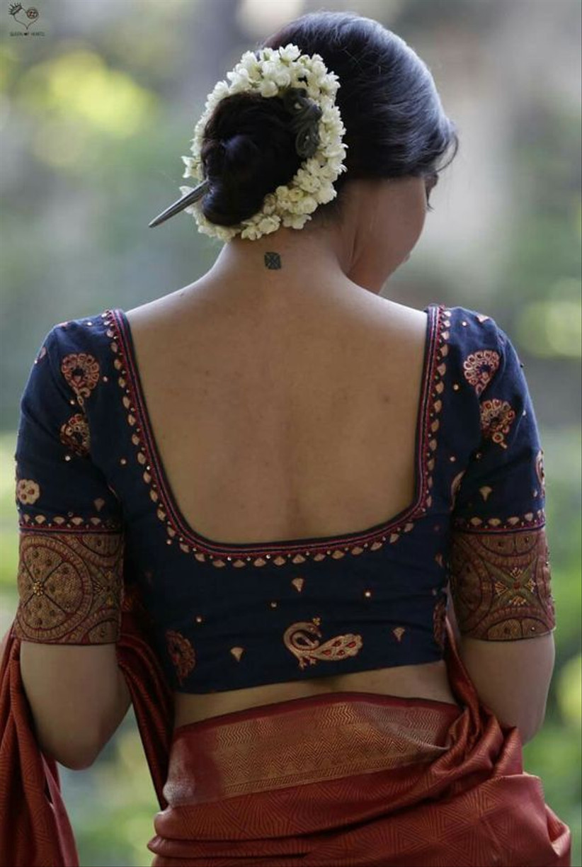 Top 50 Blouse Designs For Your Modern Traditional Wardrobe,Dressing Table Designs Photos Download