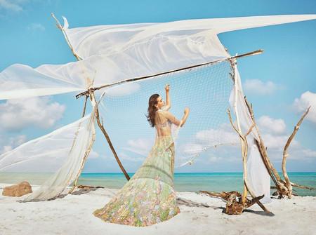 13 Sea Green Lehenga Designs for The Millennial Brides