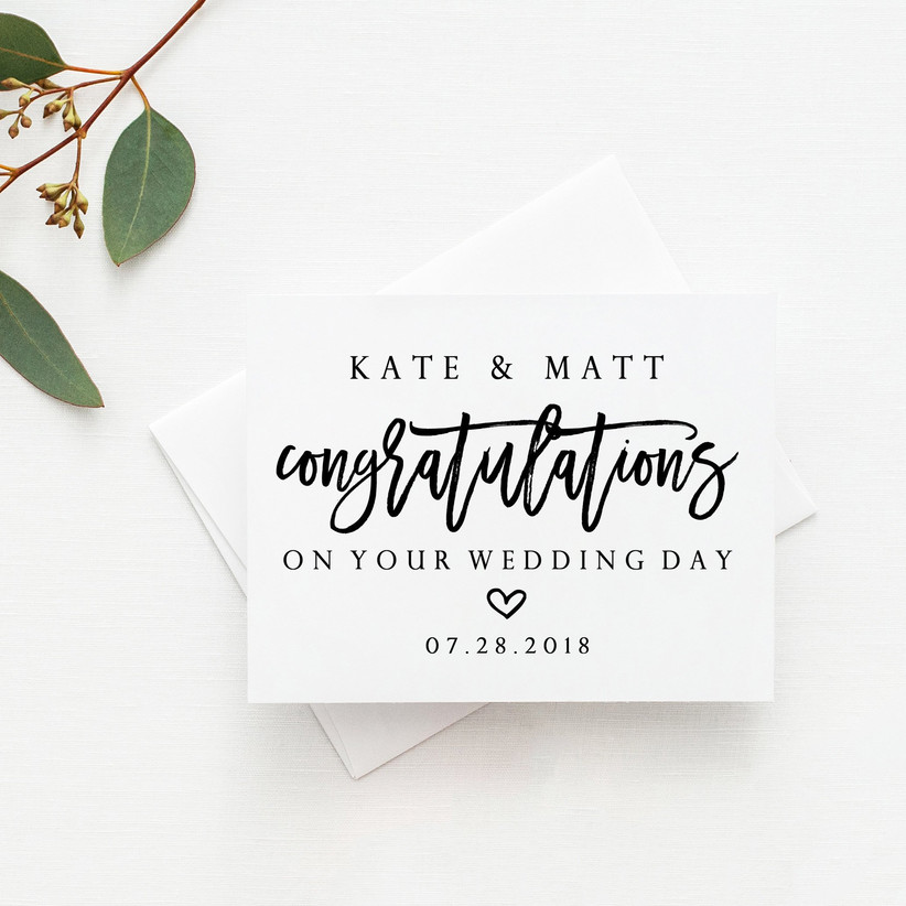 Wedding Gift Card Quotes