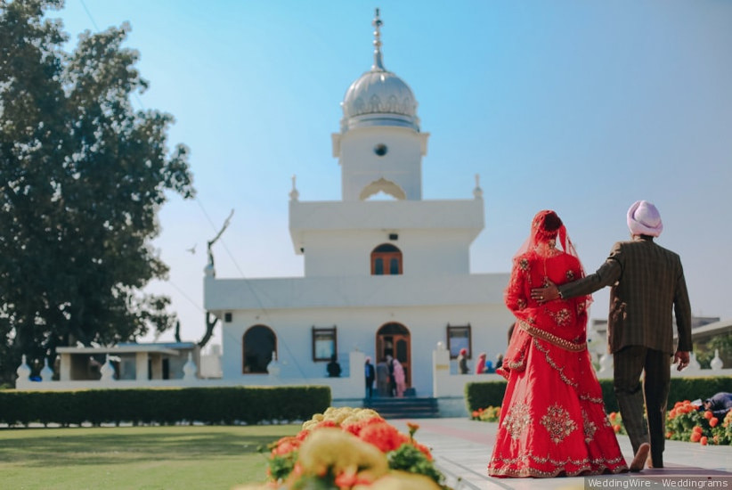 Anand Karaj: the Silk Route of Sikh Wedding Ceremonies
