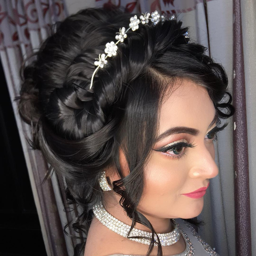 7 Fabulous Bridal Hairstyles Pictures