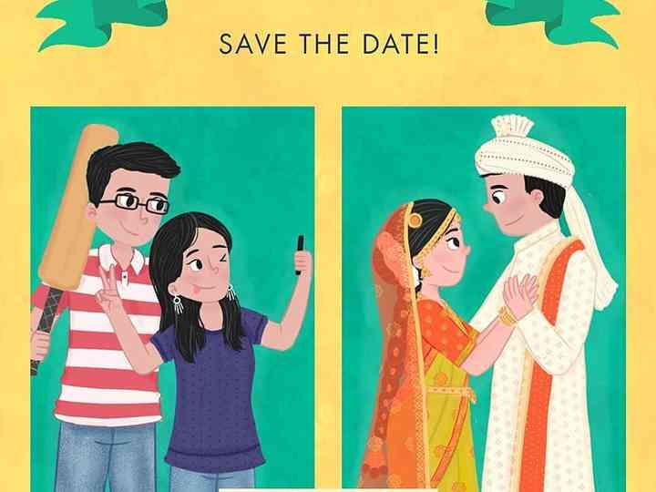10 Indian Wedding Invitation Message Templates For The
