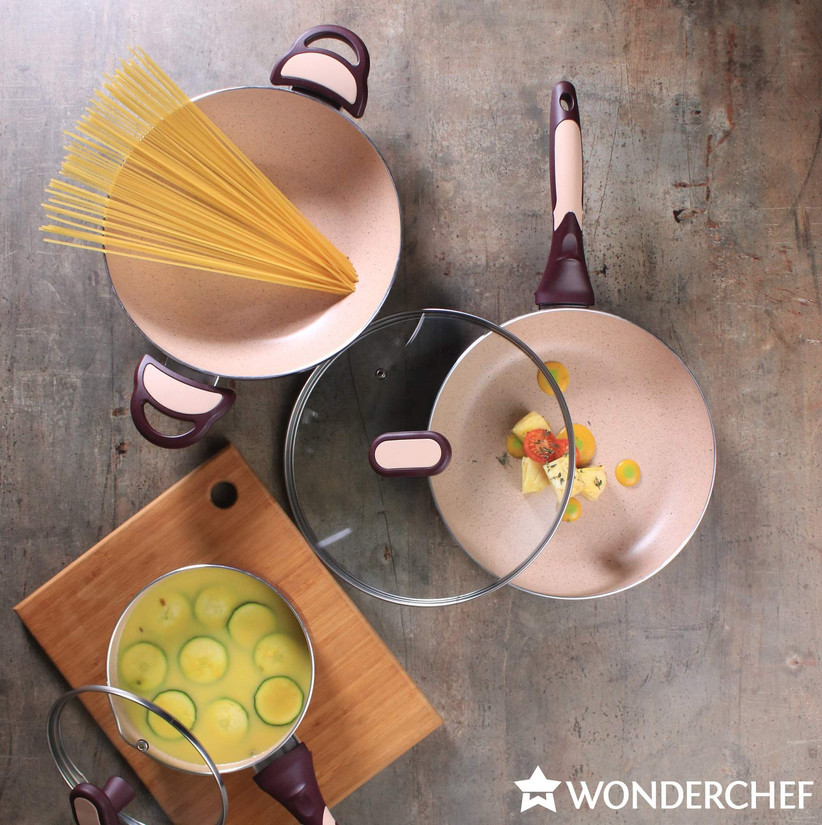 Cookware and Pan Sets as Mother's day gift