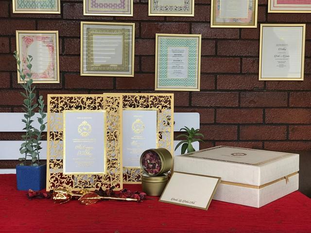 10 Latest Wedding Card Designs for Creative & Memorable Invites