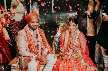 Hindu Wedding Videos and the Best Moments That They Capture for Posterity