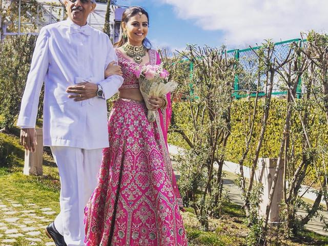 10 Anita Dongre Bridal Lehengas We Saw on Real Brides