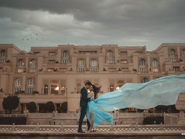 Here's How Nahargarh Palace Can Make Your Dream Wedding a Beautiful Reality!