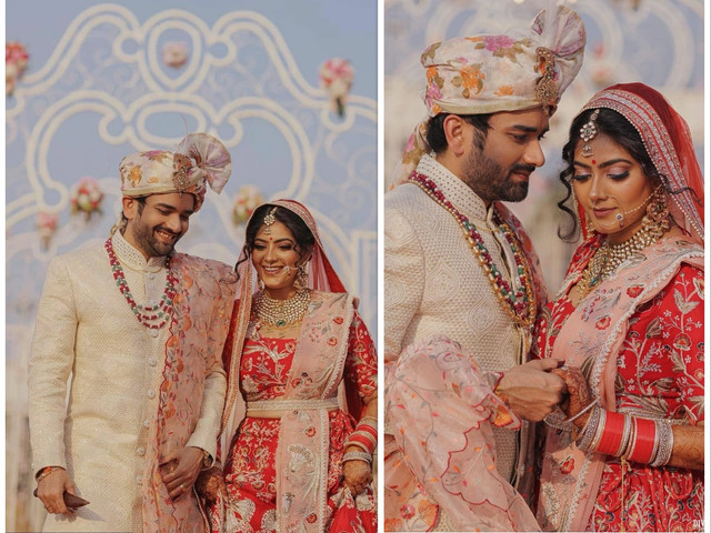 An Exclusive Interview with Rajshri Rani and Gaurav Mukesh  for their Wedding Story