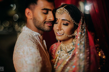 Check These Insta-Worthy Couple Portrait Ideas For Your Wedding Shoot