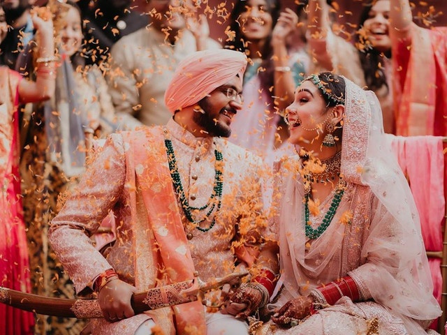 Decoding Punjabi Weddings: the Traditions & Rituals in All Its Fervour