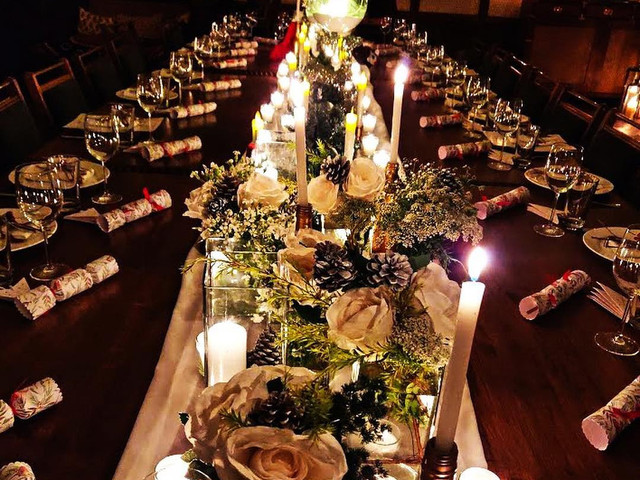 Check Out These Unique Table Setting & Decor Ideas for Your D-day