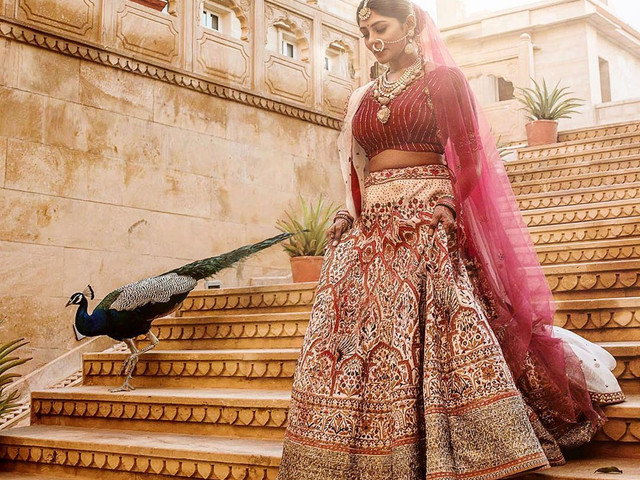 Indian Bridal Wear Images That We Can't Stop Swooning Over