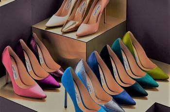 Jimmy Choo Wedding Shoes to Help You Slay the Wedding Looks