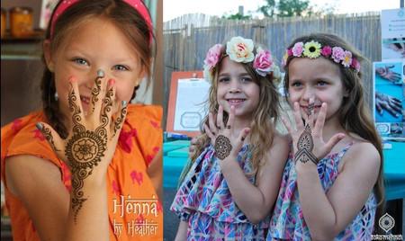 29+ Easy Mehndi Designs for Kids that Melt Hearts