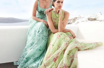 Anita Dongre Gowns - Indian Wedding Designer Gowns by Anita Dongre