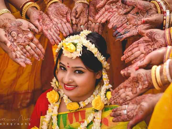 Shimmer & Sheen! Bengali Makeup Inspirations You Must Check