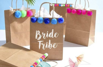Simple and Thoughtful Wedding Return Gifts
