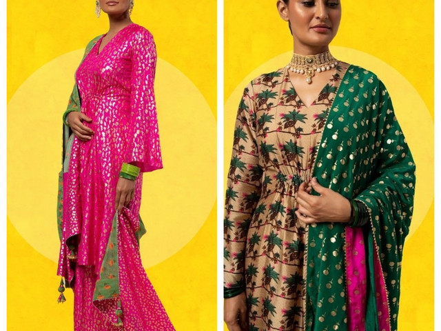 10 + Simple Yet Statement Ganesh Chaturthi Outfits