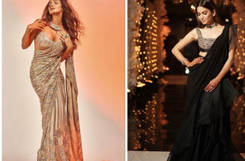 Golden Blouse Design: Find Trendy and Stylish Blouse Designs for Saree