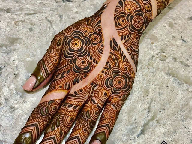 16 Visionary Latest Bridal Mehndi Designs For Your Big Day