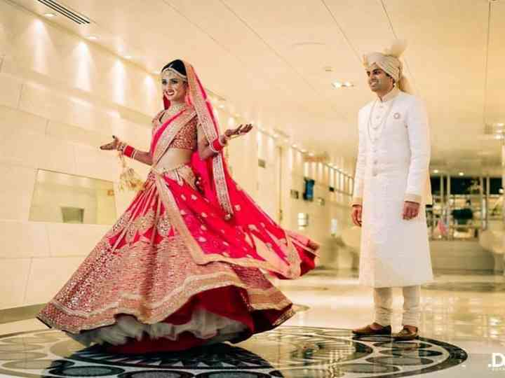 10 Colour Combination For Lehenga Choli You Must Look At Before You Buy Your Bridal Lehenga