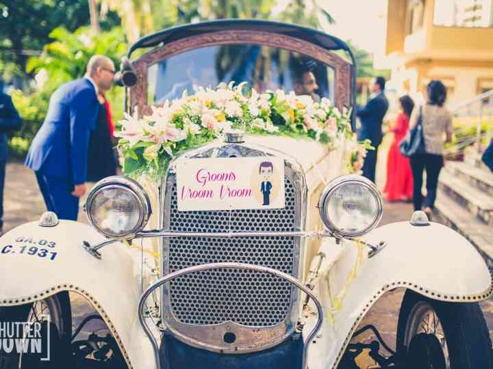5 Spectacular Car Decoration Ideas to Make Your Groom Entry LIT