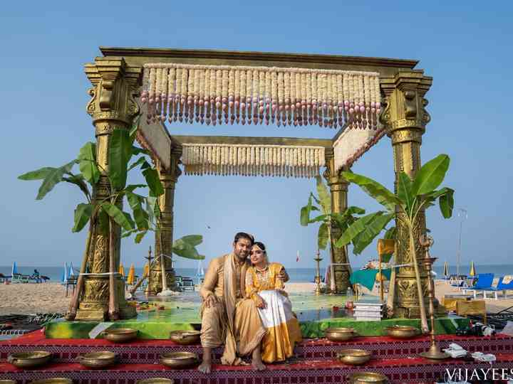 Stunning South Indian Wedding Decoration Ideas For The Authentic Feel