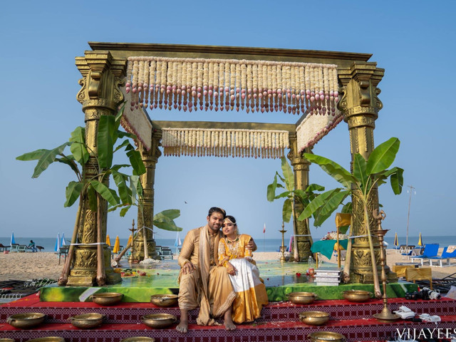 Stunning South Indian Wedding Decoration Ideas for Authentic Feels