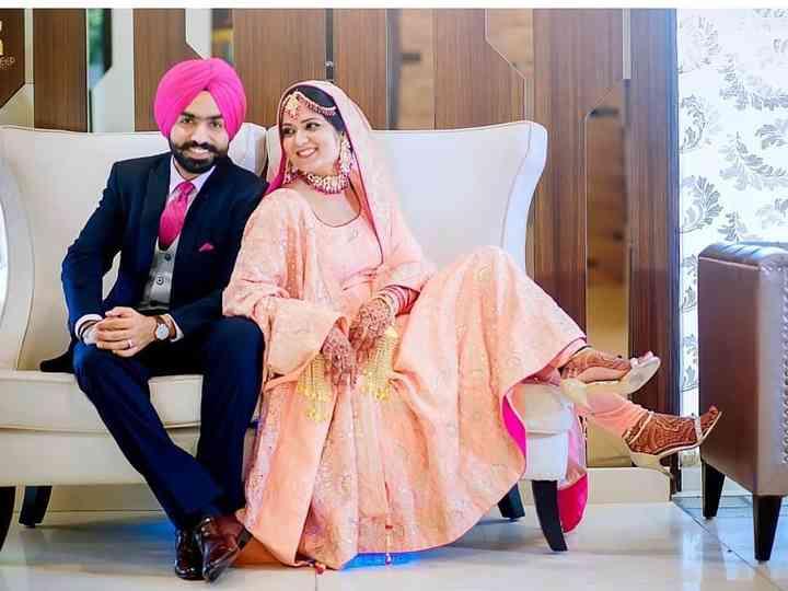 8 Punjabi Heavy Dupatta Suits That Will Sweep Em Mundas Off Their