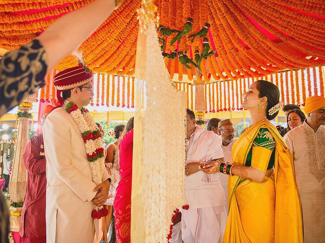 8 Indian Wedding Mandap Ideas That Are Out of This World