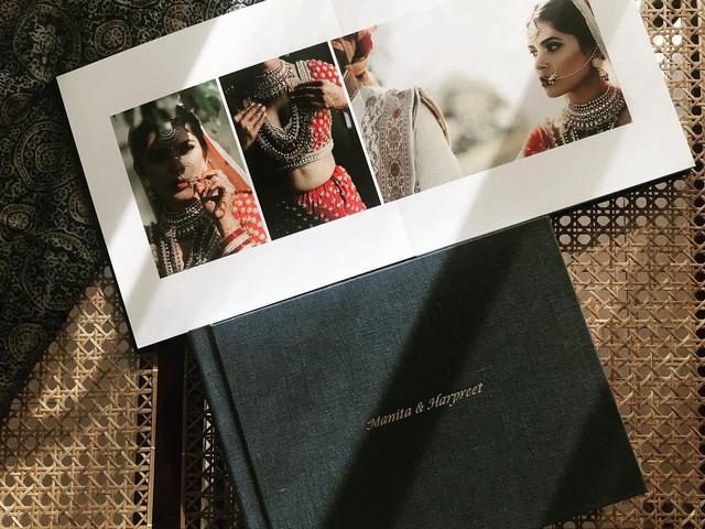 8 Indian Wedding Album Design Ideas & Tips That Make It Memorable