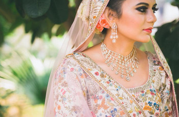 Picking the Lehenga Dupatta Style That Best Shows off Your Personality!