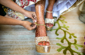 10 Super Comfortable Bridal Shoes To Keep You Dancing On Your D-Day