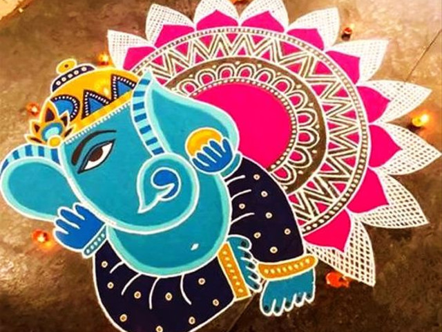 Guide to Make Easy Rangoli Patterns
