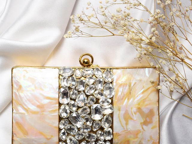 10 Types of Handbags You'll Want to Style Your Wedding Look With