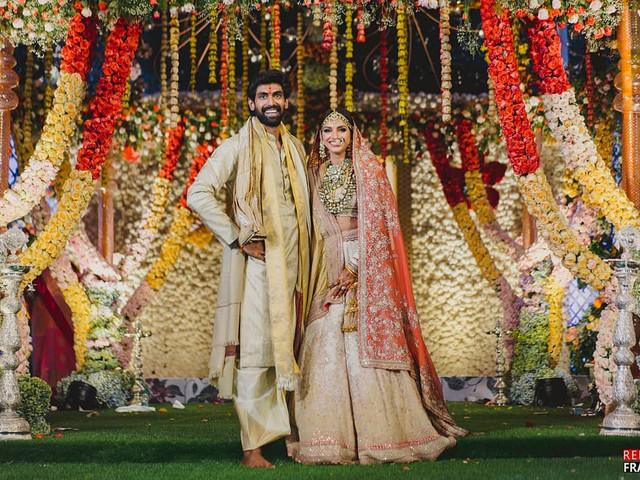 Inside the Breathtaking Wedding of Rana Daggubati & Miheeka Bajaj