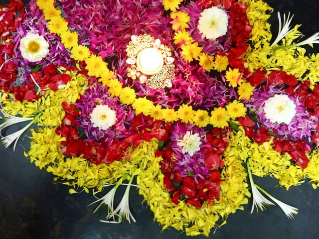 3 How to Make Flower Rangoli Steps To Guide You Through To A Great Decor Addition To Your Home