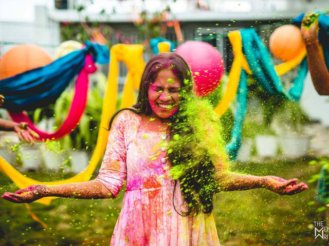 10 Pre & Post Holi Hair Care Tips for Damage Control 2021