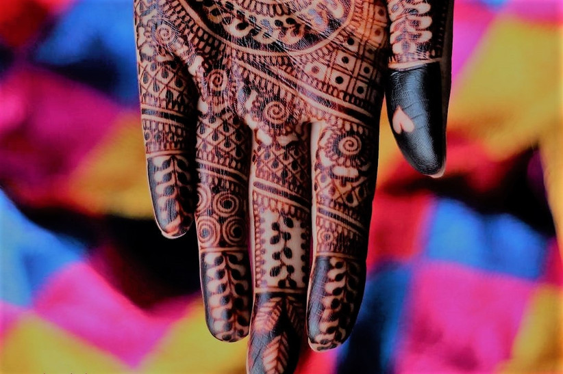 8 Front Side Mehndi Design Ideas That Will Give Your Bridal