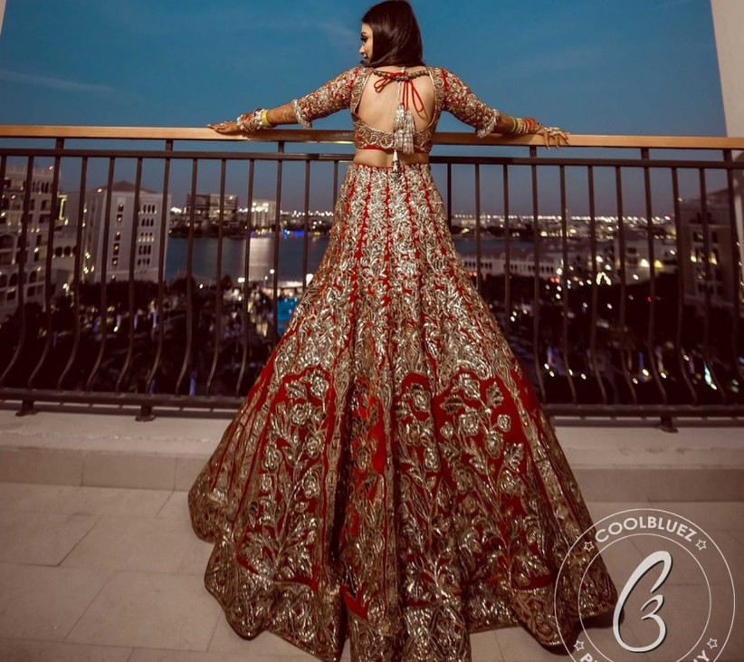 4+3 Dapper Muslim Wedding Dress Ideas for the Brides and Grooms