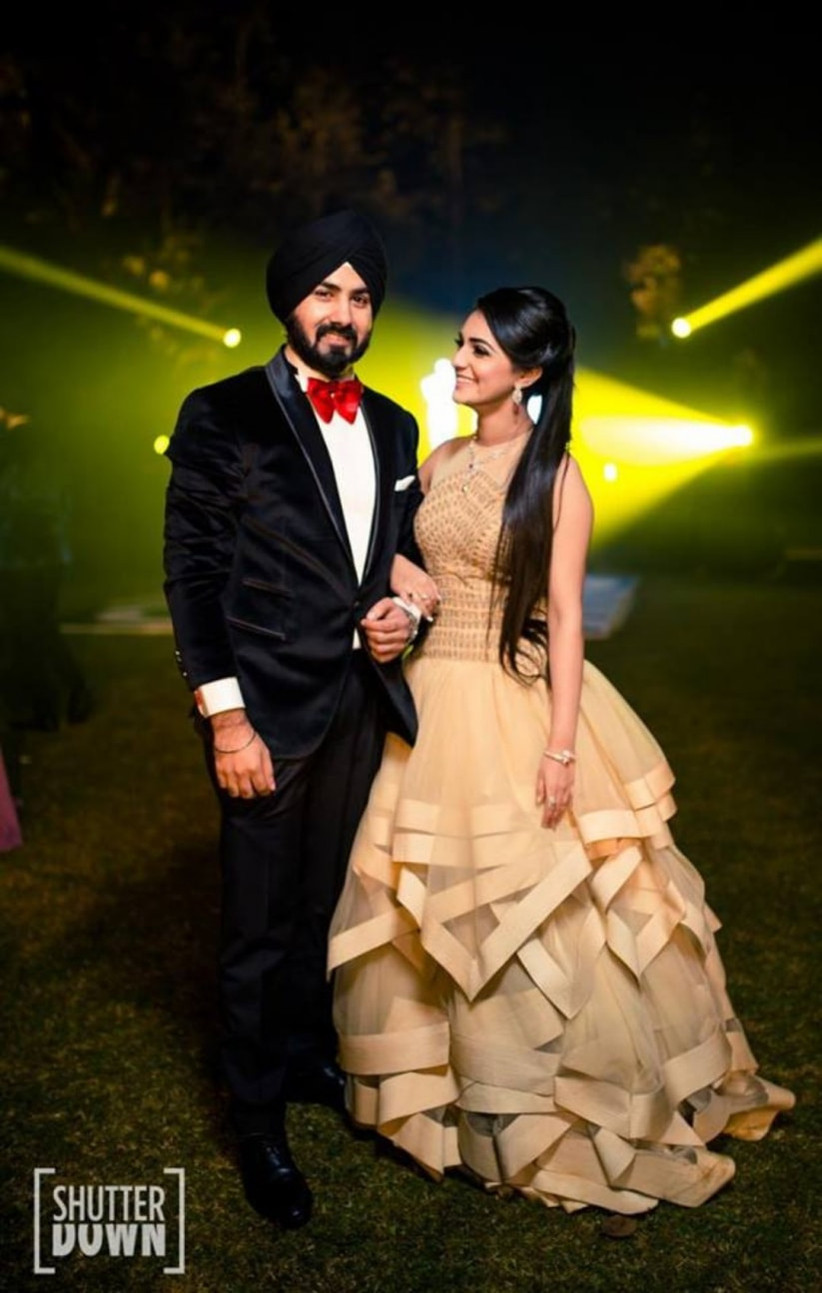 13 Gowns for Indian Wedding Reception Every Bride Must See