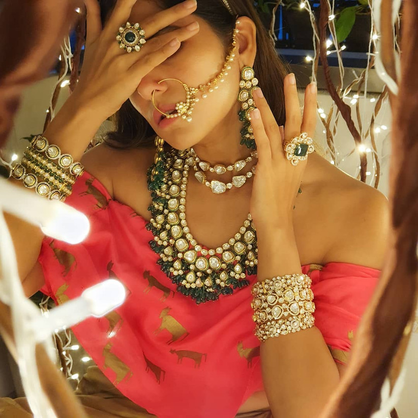 How to Shop for Wedding Jewellery in the Time of Corona?