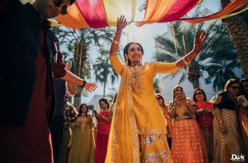 Fun & Frivolous Look: The Sharara Dress Inspirations Guide