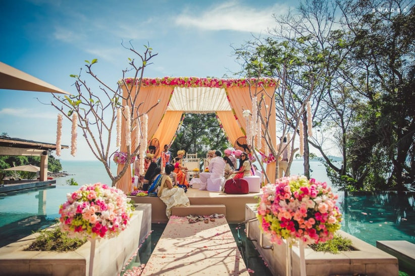 11 Wedding Mandap Decor And The Specific Rituals From Across The