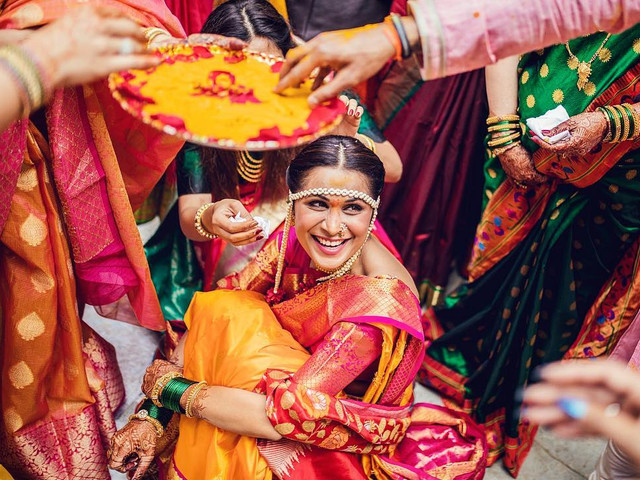 The Lehenga Half Saree: What Is This Garment And Who Should Wear It?