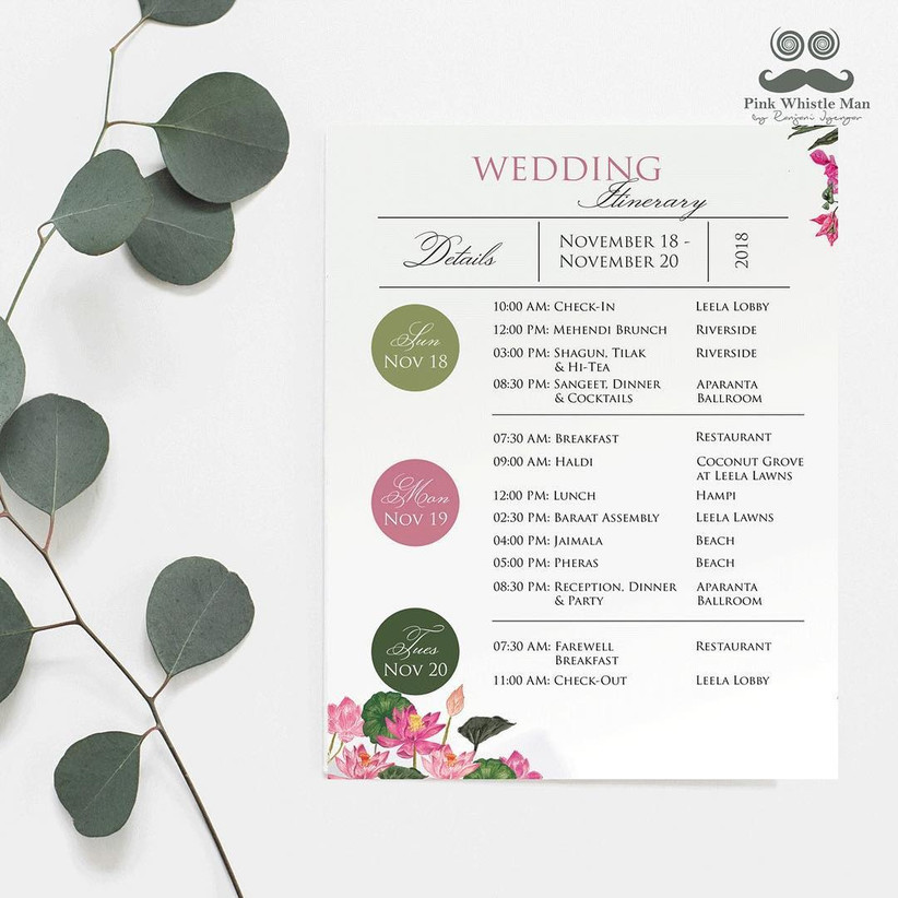 Create Indian Engagement Invitation Card Online Free 5