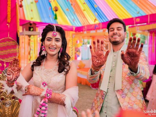 11 Boys Mehndi Motifis to Try This Wedding Season
