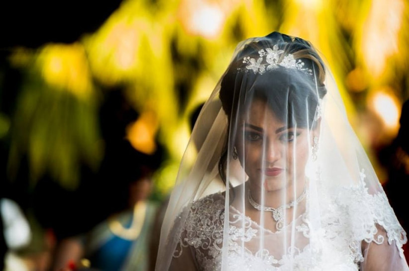 Christian Bridal Hairstyles With Veil Is A Halcyon And