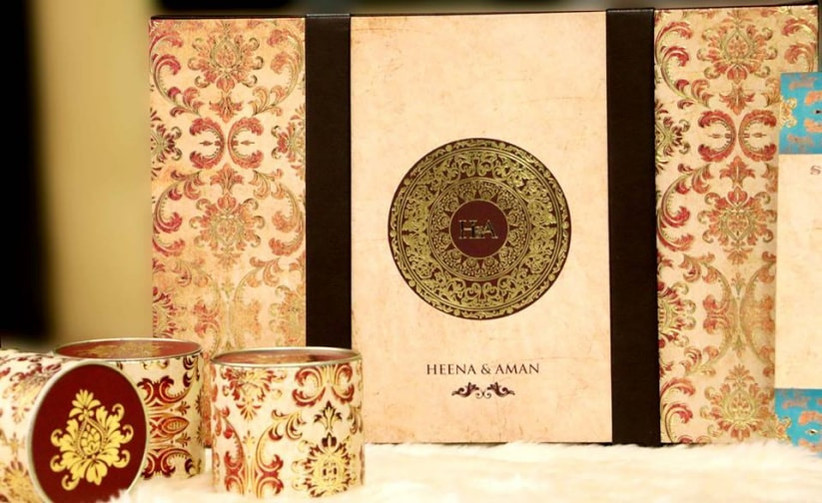 Muslim Wedding Invitation Cards: Here's All The Detailing In Muslim Wedding Invitation