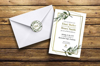5 Page Decoration Ideas That Can Help You Craft Beautiful Wedding Invitations!